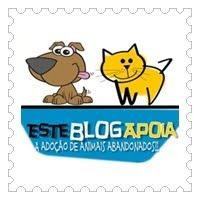 Campanha que apoia a adoção de animais!