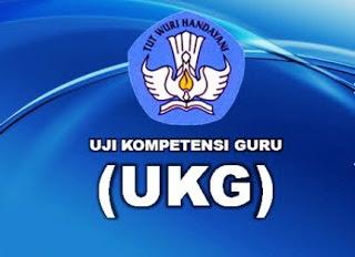 Pengumuman Hasil UKG Online 2013