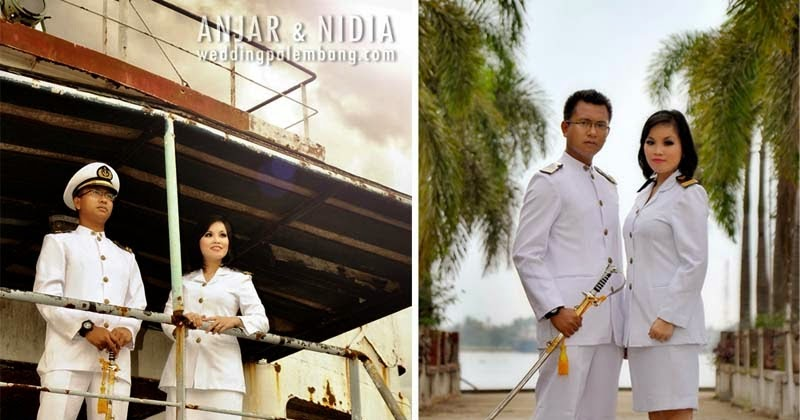 Paket foto wedding palembang