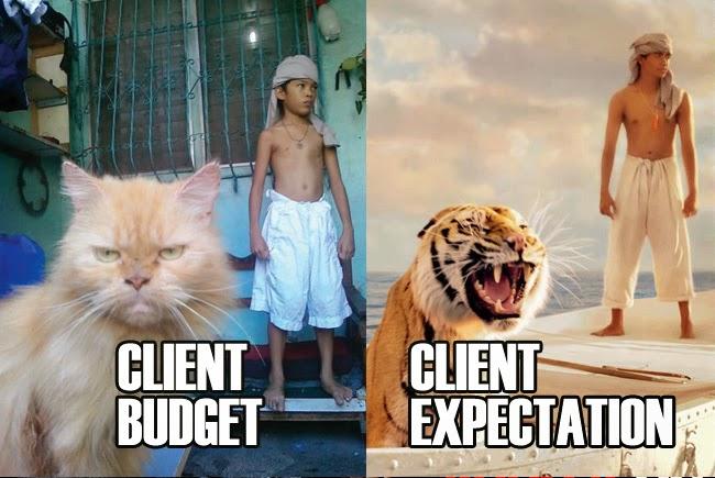 Client Brief Vs Client Budget Just Budget Weddings