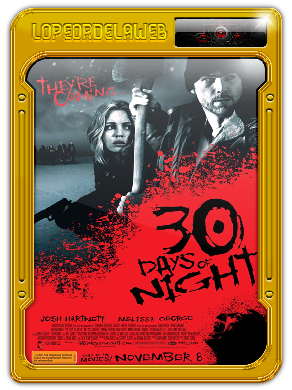 30 Days of Night (2007) [BrRip-720p-Dual-Mega]