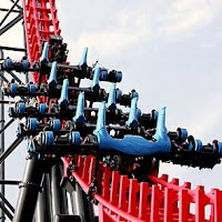 roller coaster 4 dimensi