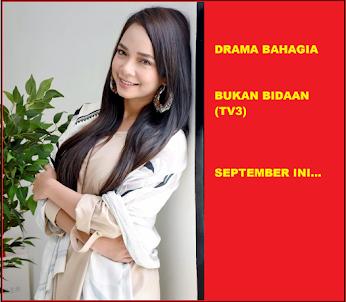 OST Bahagia Bukan Bidaan ( TV3) (BARU!)