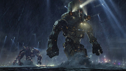 Pacific Rim - Now That You Have Seen The Film Read About The Production
