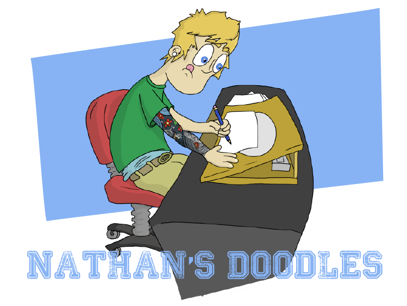 Nathan's Animation and Illustrations