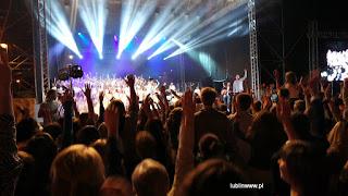 Koncert Chwały 2015 Lublin Plac Litewski