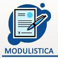 MODULISTICA SCUOLA