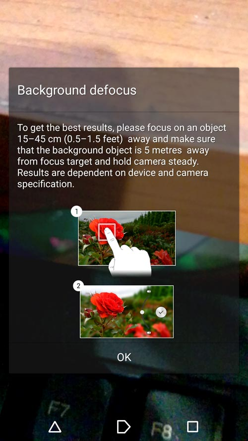 Background Defocus 2.0.4