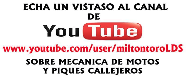 Canal Oficial De YouTube Aquí