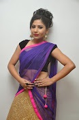 Madhulagna Das Half Saree photos-thumbnail-19