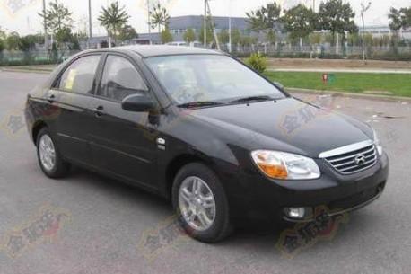 Best China Cars Dongfeng Yueda Kia Dianyue Ev