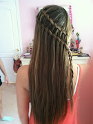 Wear a Waterfall Braid (Pictures Included)