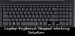Repair Laptop Keyboard at Home