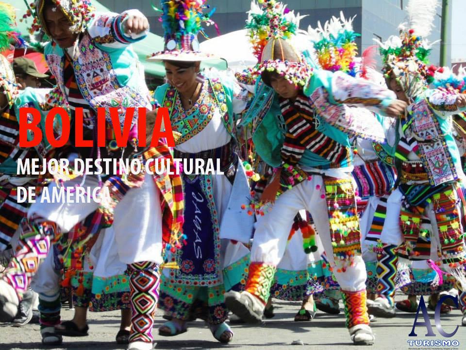 Resultado de imagen para CULTURAS PROMOCIONA A BOLIVIA COMO MEJOR DESTINO CULTURAL DEL MUNDO EN LA FERIA INTERNACIONAL DE TURISMO