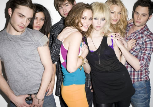 gossip girl season 2 cast