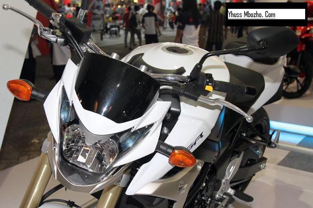 Suzuki GSR 750 Terbaru 2011