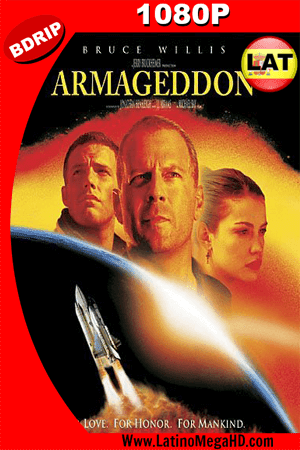 Armageddon (1998) Latino HD BDRIP 1080p ()