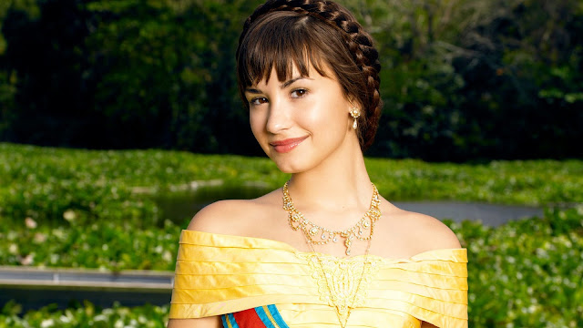Demi Lovato Beauty