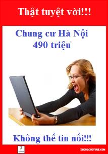 chung cư giá rẻ nhất Hà Nội