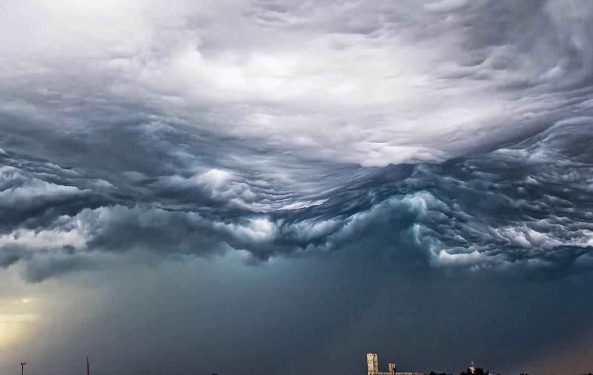 حركة الغيوم