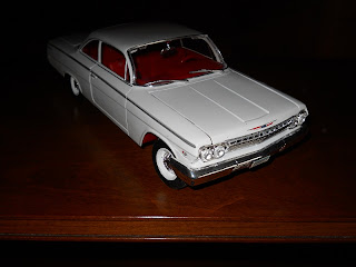 1962 Chevrolet Bel Air 1:18 diecast