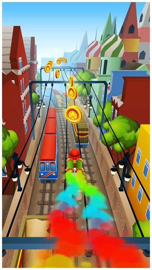 Subway Surfers v1.14.1 Ultimate Edition [APK] Android