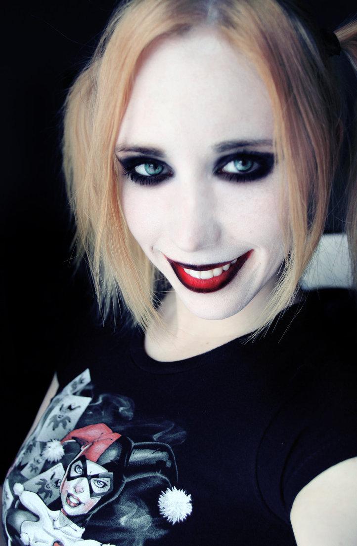 quinn makeup harley Sexy