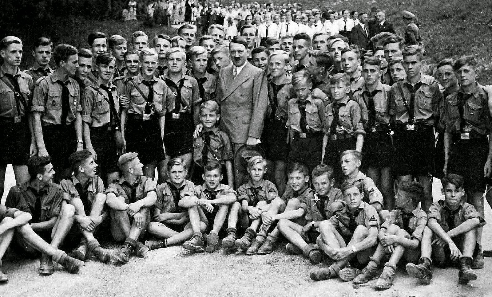 an introduction to the history of the hitler youth movement Hitler research paper (first draft) organizations for children from ages 6 to 18 that included the hitler youth for history ch - 3 nazism and the rise of hitler.