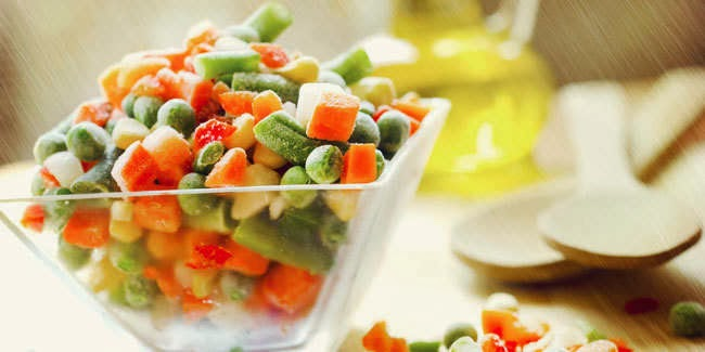 Frozen Food Makes Even More Slim