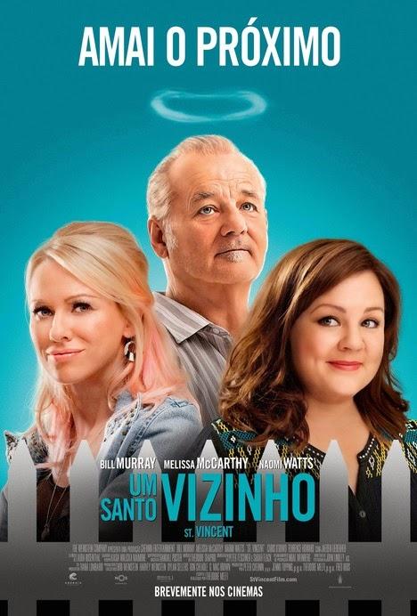 Um Santo Vizinho – Dublado (2014)