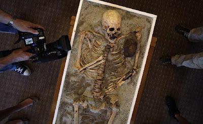 Arkeolog Menemukan Kuburan Vampir di Polandia