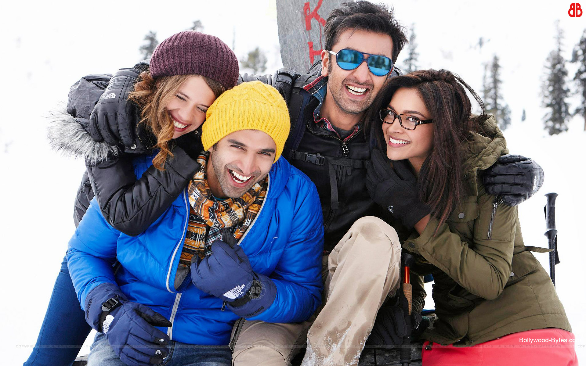 Yeh Jawaani Hai Deewani Wallpapers HD Wallpapers - yeh jawaani hai deewani wallpapers