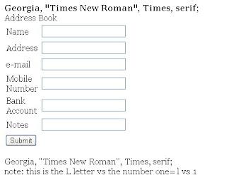 georgia, times new roman, times, serif