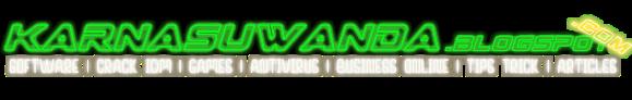 Karna Suwanda Blog.