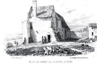Patrimoine de l'Allier: couvent des Célestins de vichy