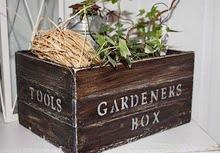 Gardeners Box
