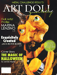 Art Doll Magazine-Oct 2010