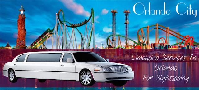Limousine Service In Orlando