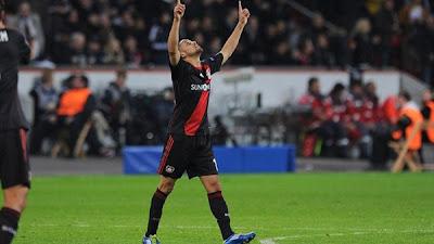 Bayer Leverkusen 2 - 1 Valencia (2)