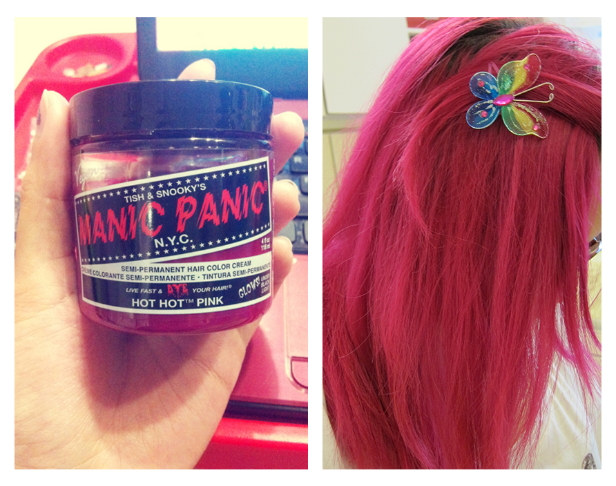 Cheapskate Citizen Hair Pink To Blonde