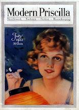 Modern Priscilla 1922 Magazine Covers