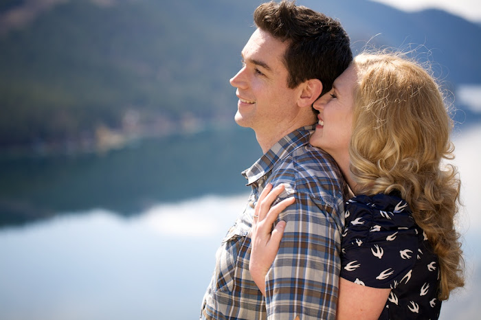 Kal Lake Engagement Session