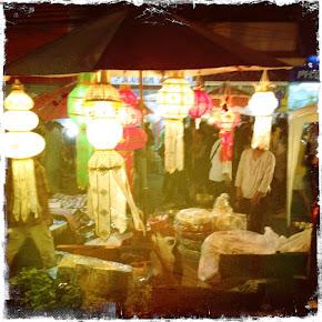 Street Market, Thailand