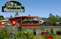Sweet Home Waimanalo Market Cafe!