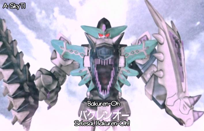 Download/Streaming [Movie] Bakuryuu Sentai Abaranger DELUXE: Abare ...