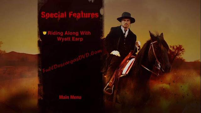 Wyatt Earp's Revenge DVDR NTSC Español Latino 2012 Descargar