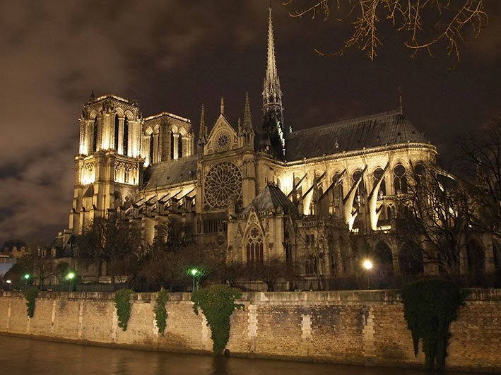 Notre Dame - New Year's Eve