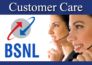 BSNL Broadband, Landline, Mobile Customer Care Numbers