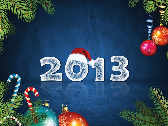 free new year 2013 powerpoint backgrounds 03