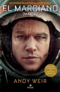 El marciano - Portada